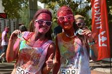 Color running 2018